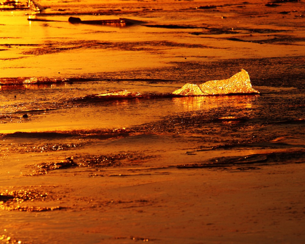 Golden Ice